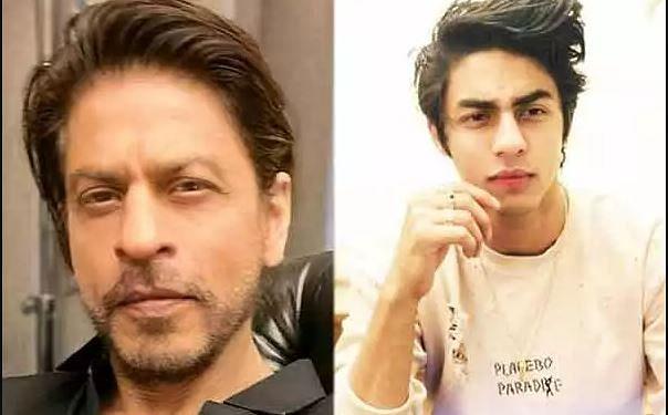 शाहरुख खान को कांच के सामने देख फूट-फूटकर रो पड़े बेटे आर्यन, पापा को सबसे पहले कही ये बात...