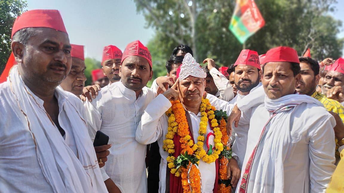 UP Election 2022: सपा की 72 सदस्यीय राज्य कार्यकारिणी घोषित, नरेश उत्तम पटेल फिर बने प्रदेश अध्यक्ष