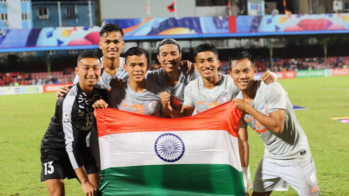 फुटबॉल में भारत बना दक्षिण एशियाई चैंपियन, 8वीं बार जीता सैफ चैम्पियनशिप का खिताब