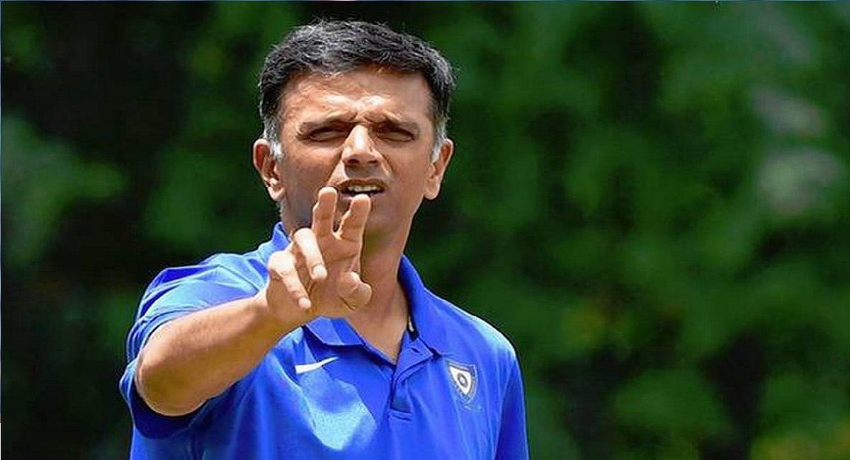 राहुल द्रविड़ ने टीम इंडिया के मुख्य कोच पद के लिए किया आवेदन