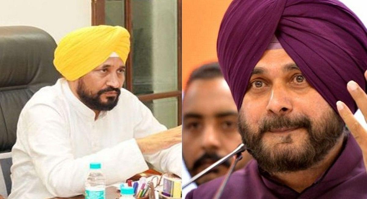 पंजाब : अब चन्नी ने सिद्धू के एजेंडे को मानने से किया इनकार, पार्टी की बैठक में दे डाली इस्तीफे की पेशकश