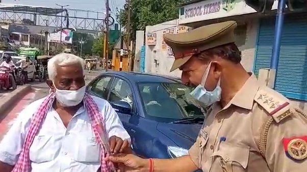Agra Traffic Police