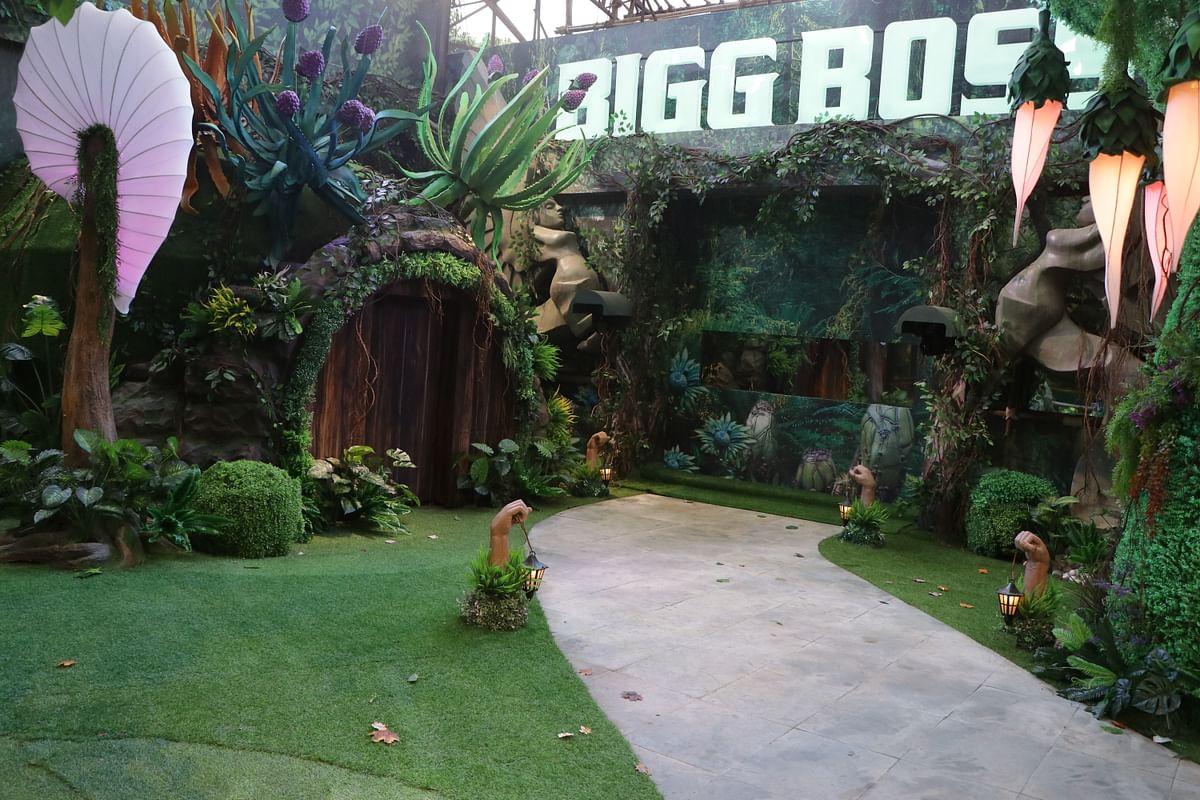 Bigg Boss 15: ऐसा होगा बिग बॉस का जंगल वाला घर, इनसाइड तसवीरें आई सामने, PHOTOS