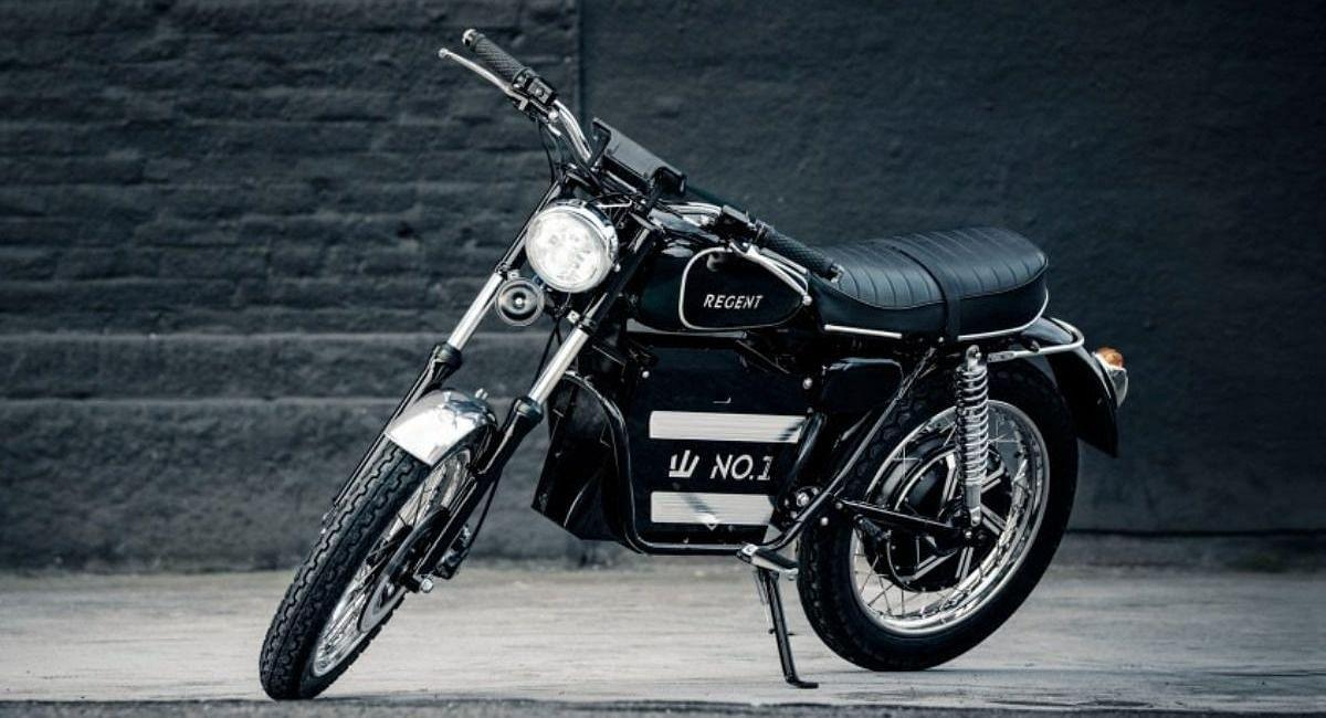 Yamaha RX100 जैसी दिखनेवाली इलेक्ट्रिक बाइक देखी आपने?