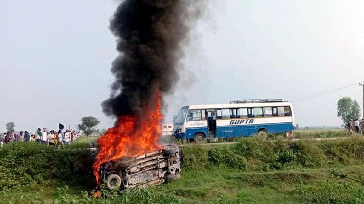 Lakhimpur Kheri Violence Latest Update: लतीफ उर्फ काला कौन है, जिसका नाम लखीमपुर की घटना से जोड़ा जा रहा है