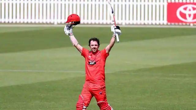 ऑस्ट्रेलिया के इस बल्लेबाज ने बरपाया कहर, बनाया रिकॉर्ड दोहरा शतक, 36 गेंदों में ठोके 160 रन