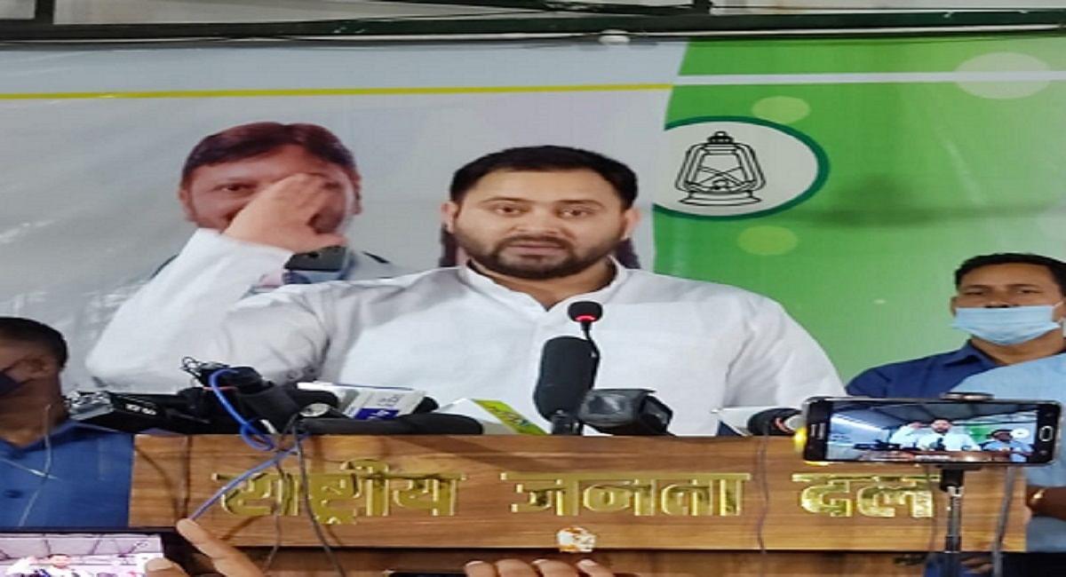 राजद-कांग्रेस कलह के बीच तेजस्वी का बड़ा बयान, बिहार में महागठबंधन और सीटों को लेकर किया ये ऐलान...