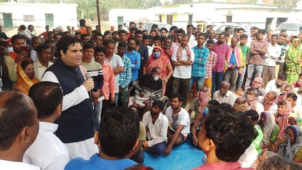 वरुण गांधी की नेताओं को नसीहत, कहा- जमीर जिंदा हो तो राजनीति की चिंता छोड़ो, जो सही है, उस पर खुलकर बोलो