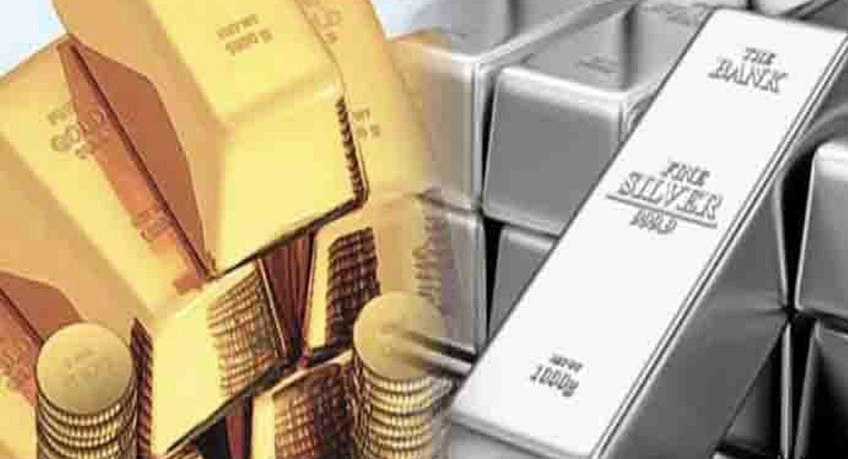 Gold Silver Price Today: करवा चौथ और दीपावली से पहले सस्ता हुआ सोना-चांदी, अब इतना रह गया है भाव