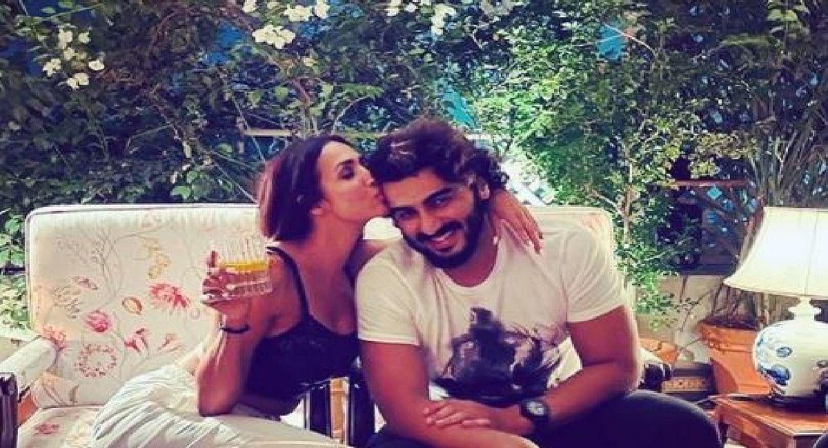 Malaika Arora Birthday:अर्जुन कपूर को KISS करते नजर आई मलाइका अरोड़ा,बर्थडे पर एक्टर ने शेयर किया स्पेशल पोस्ट