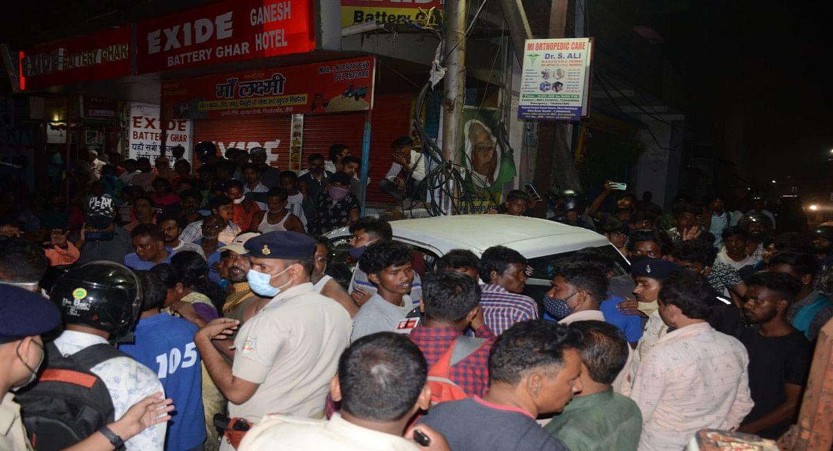 Jharkhand News : रांची के हरमू में बेकाबू नैनो कार ने 5 लोगों को कुचला, एक की हालत गंभीर