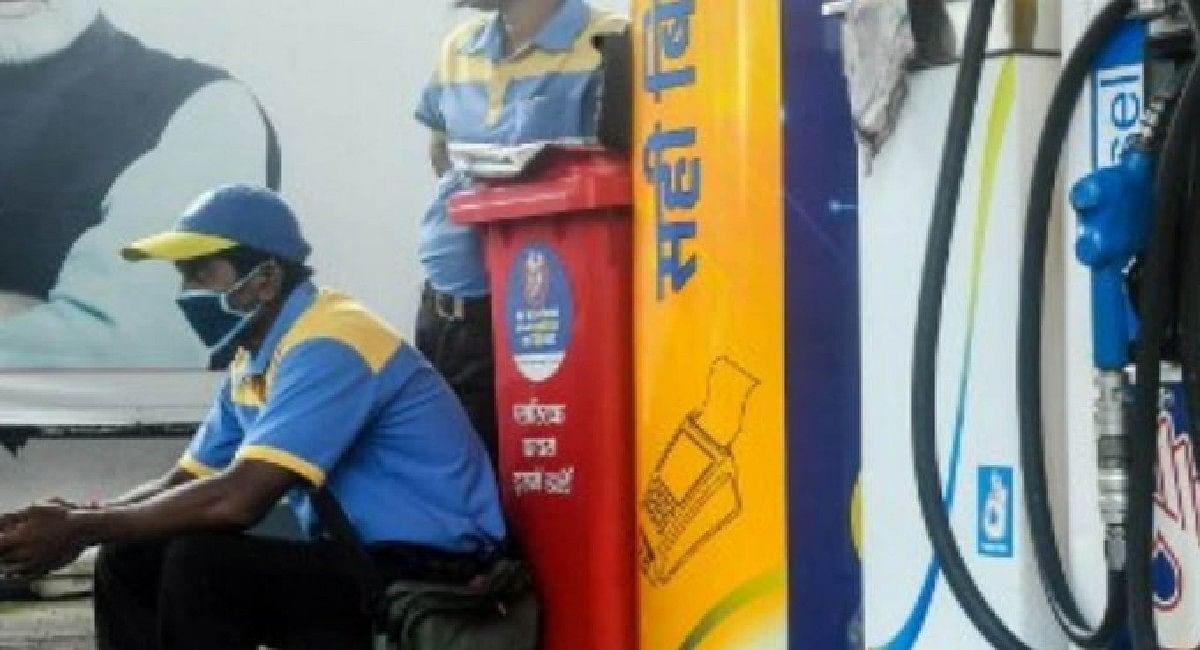 Petrol Diesel : 20 दिनों में 6.35 रुपये पेट्रोल महंगा, 23 दिनों में डीजल 7.35 रुपये, जानें आपके शहर का दाम
