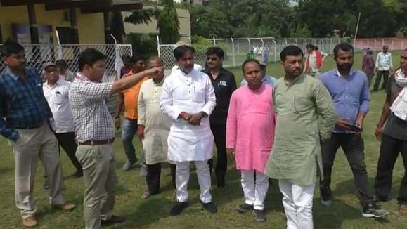 UP Election 2022: ओम प्रकाश राजभर मनोरंजन का साधन, विपक्ष छपास रोग से पीड़ित, कैबिनेट मंत्री का करारा हमला