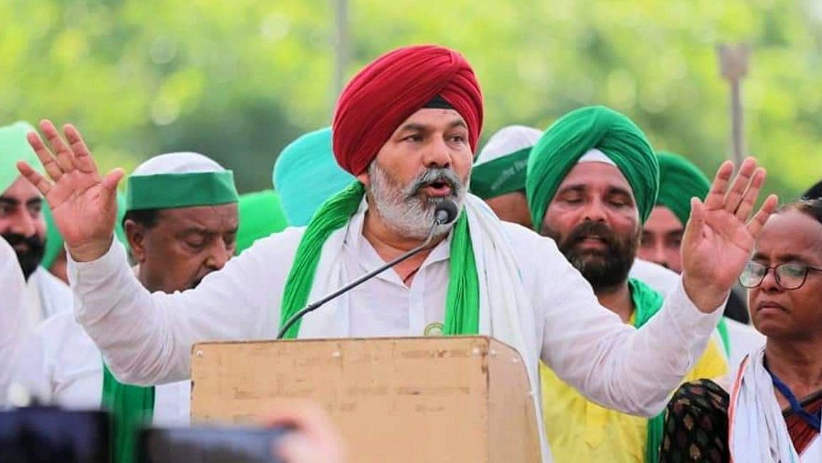 लखीमपुर खीरी में भाजपा के लिए संकटमोचक बने राकेश टिकैत, सीएम योगी ने खेला यह मास्टर स्ट्रोक