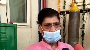 UP News: गांधी जयंती पर आगरा के लोगों को ऑक्सीजन प्लांट की सौगात, राज्यमंत्री बोले-अब नहीं जाएगी मरीजों की जान
