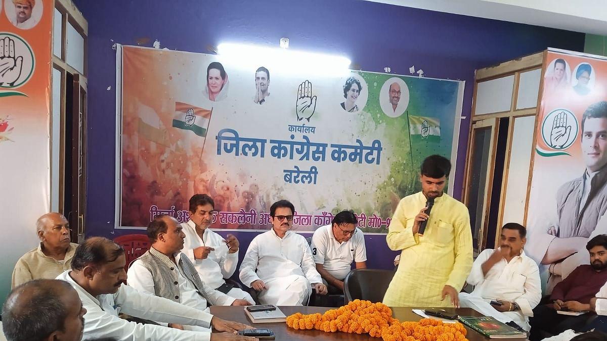 UP Chunav 2022: कांग्रेस के इस बड़े नेता का दावा, प्रियंका गांधी की लोकप्रियता से घबरा गई है बीजेपी