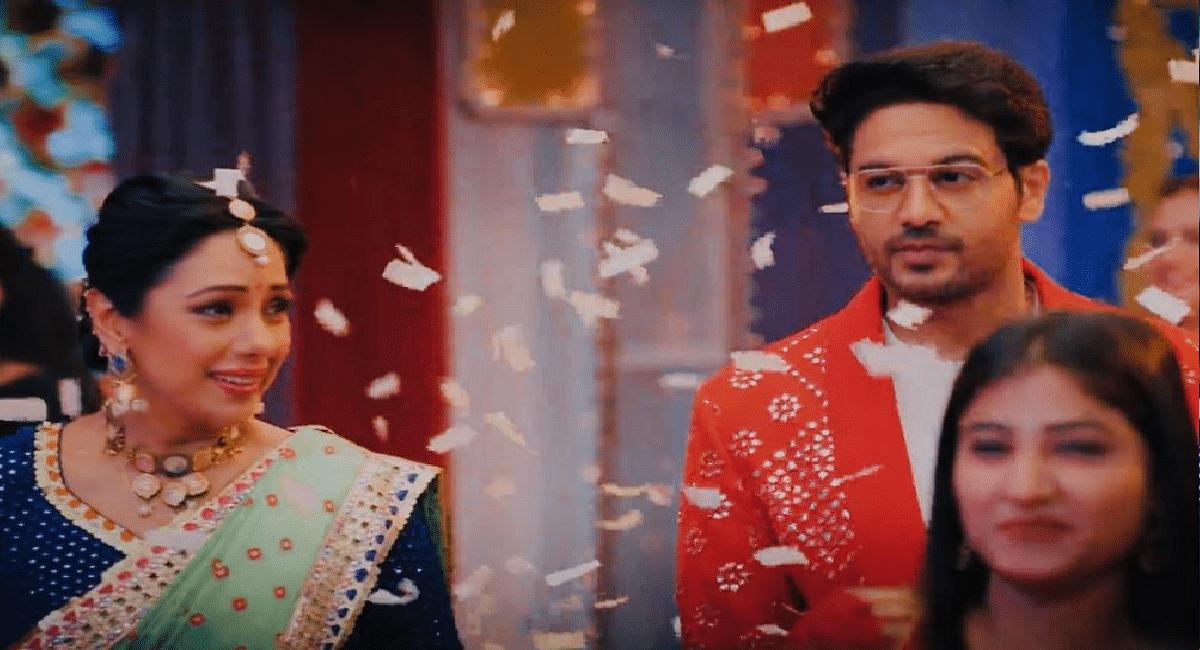 Anupama Spoiler Alert: रोहन ने इस वजह से समर- नंदिनी से मांगी माफी, अनुज के साथ डांडिया खेलने वाली है अनुपमा