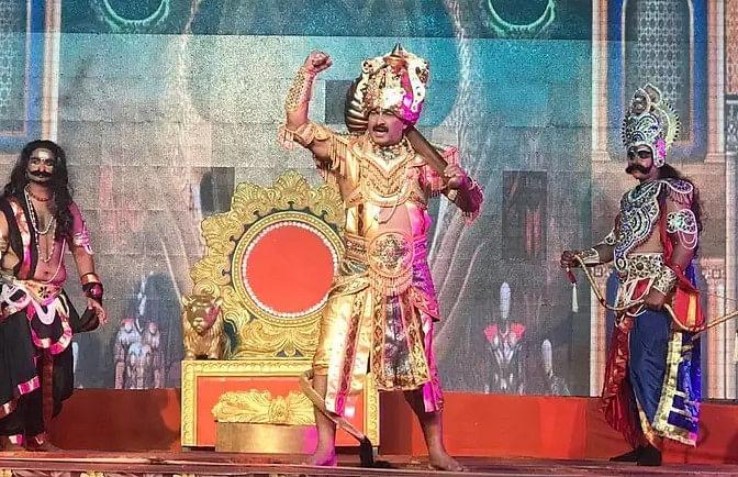 अद्भुत अयोध्या में 5 अक्टूबर से रामलीला, सीता के किरदार में भाग्यश्री, राम की भूमिका में दिखेंगे राहुल