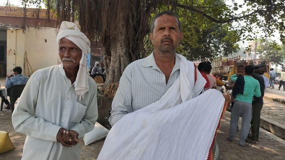 Exclusive: अलीगढ़ में धान की बोली से पहले हो जाता है 'अंगोछा में सौदा', छला जा रहा किसान, आढ़ती खा रहे पकवान