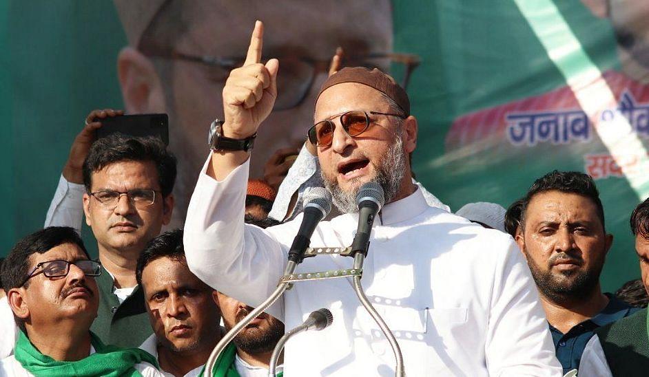 UP Election 2022: AIMIM सुप्रीमो असदुद्दीन ओवैसी का दावा- UP में 37 फीसदी मुस्लिमों का एनकाउंटर