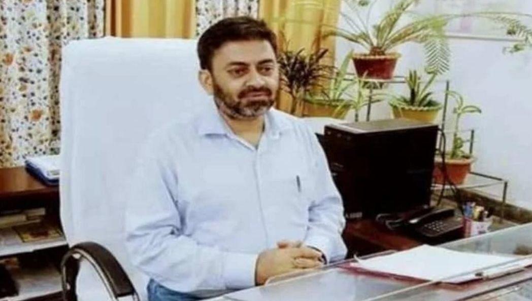 IAS मानवेंद्र सिंह की वापसी, बरेली में बतौर ADM कर चुके हैं काम, अब DM का जिम्मा