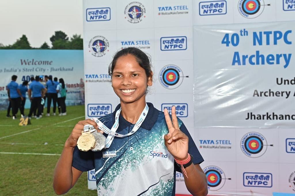 40वीं सीनियर नेशनल आर्चरी चैंपियनशिप में झारखंड की दीप्ति कुमारी बनीं राष्ट्रीय तीरंदाजी चैंपियन