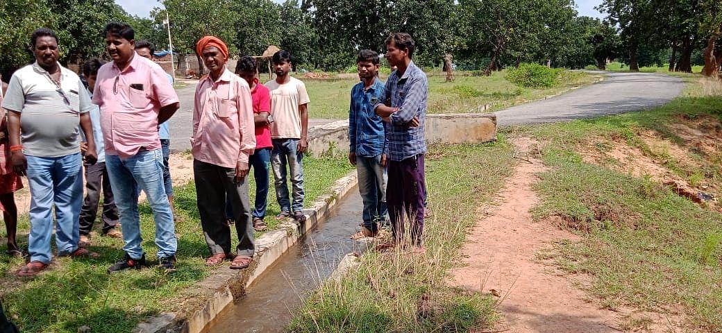 Jharkhand News : ब्रिटिश जमाने में बने अंबानाला से बदलेगी तकदीर ! अमन पहाड़ के पानी से ऐसे आयेगी खुशहाली