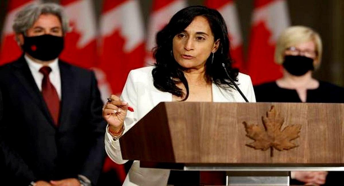 भारतीय मूल की अनीता आनंद बनीं कनाडा की दूसरी महिला रक्षा मंत्री, पंजाब और तमिलनाडु से है गहरा संबंध
