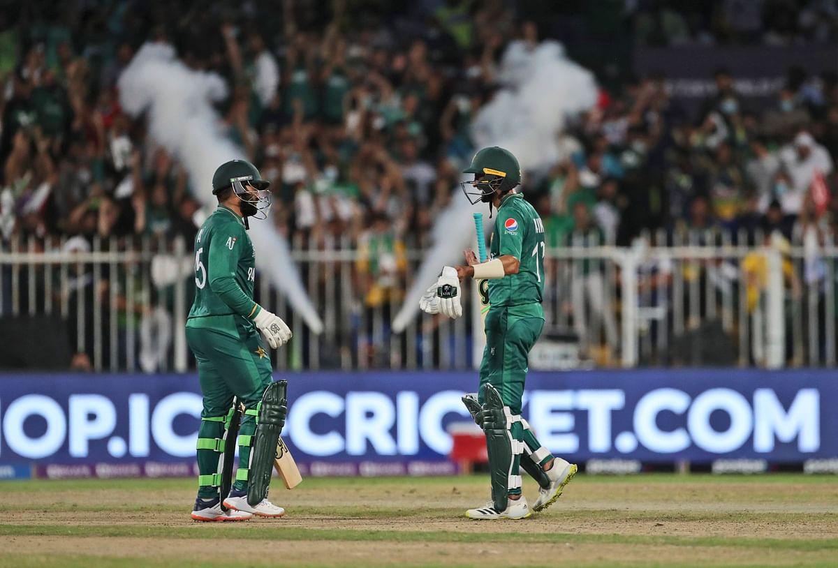 PAK vs NZ T20 WC: पाकिस्तान ने न्यूजीलैंड को 5 विकेट से हराकर लिया बदला, दो जीत के साथ नंबर वन पर कब्जा