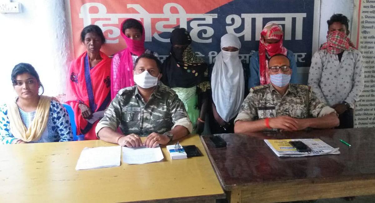 Jharkhand Crime News: दिल्ली ले जा रहे 4 बच्चियों को गिरिडीह पुलिस ने कराया मुक्त, एक आरोपी गिरफ्तार
