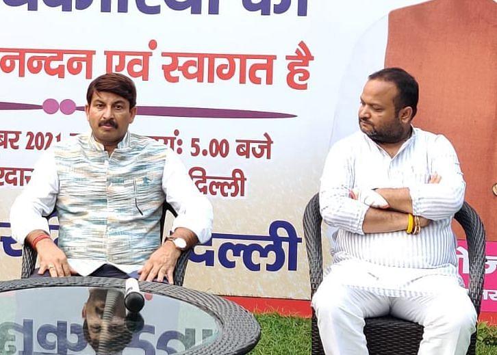 Varanasi News: वाराणसी आने से पहले BJP सांसद मनोज तिवारी दिल्ली में घायल, अस्पताल में चल रहा इलाज