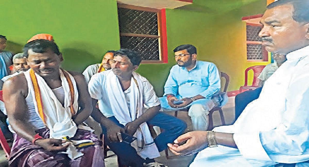 दशहरा पर बिहार में नरबलि, तांत्रिक पत्नी के इशारे पर दुर्गा मंदिर में छात्र को काटा, बेटा भी अपराध में शामिल