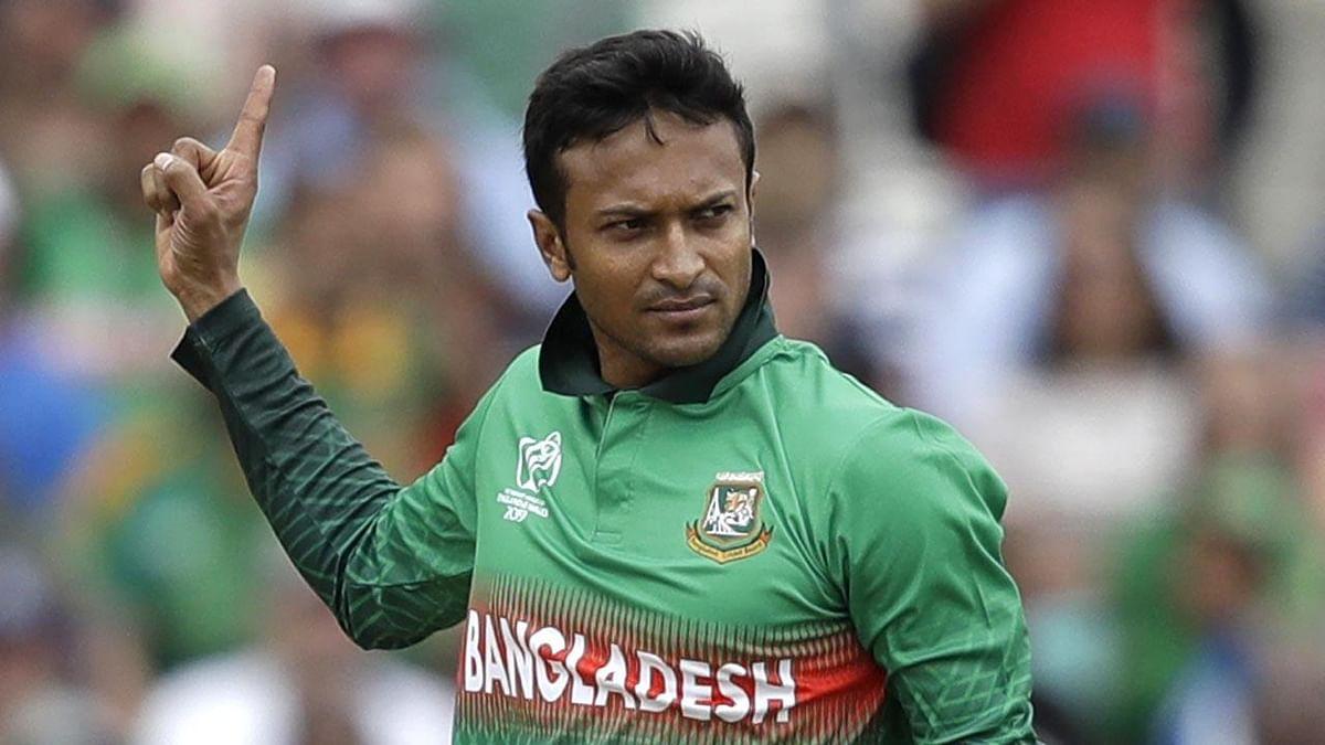 SL vs Ban T20 World Cup: पहले ही मैच में बांग्लादेश के ऑलराउंडर शाकिब अल हसन ने बनाया खास रिकॉर्ड