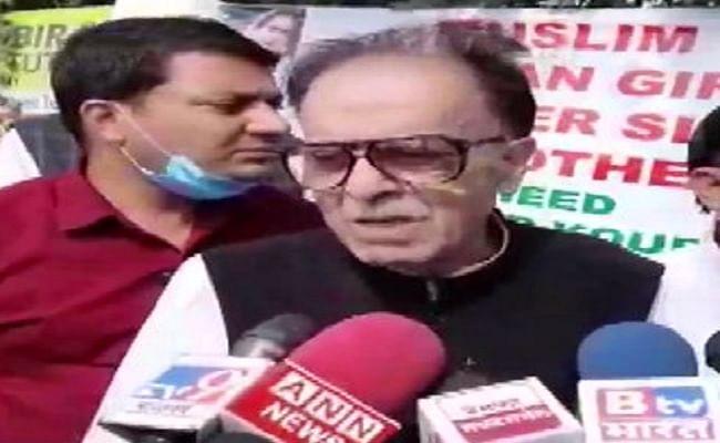 जम्मू कश्मीर: हिंसा की घटनाओं पर बोले कांग्रेस नेता सैफुद्दीन सोज, मुस्लिम समुदाय को भी सुना जाना चाहिए