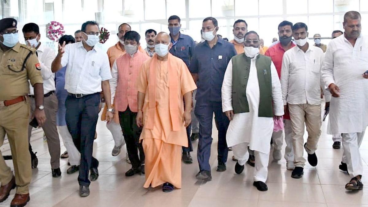 UP News: पीएम मोदी कल कुशीनगर में इंटरनेशनल एयरपोर्ट का करेंगे उद्घाटन, सीएम योगी ने तैयारियों का लिया जायजा