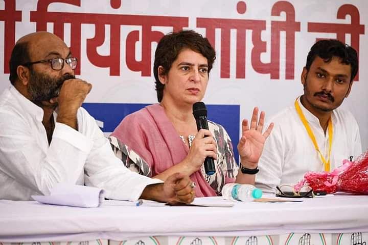 प्रियंका गांधी का अखिलेश यादव पर बड़ा हमला, कहा- 'Twitter तक सीमित है उनकी पॉलिटिक्स'