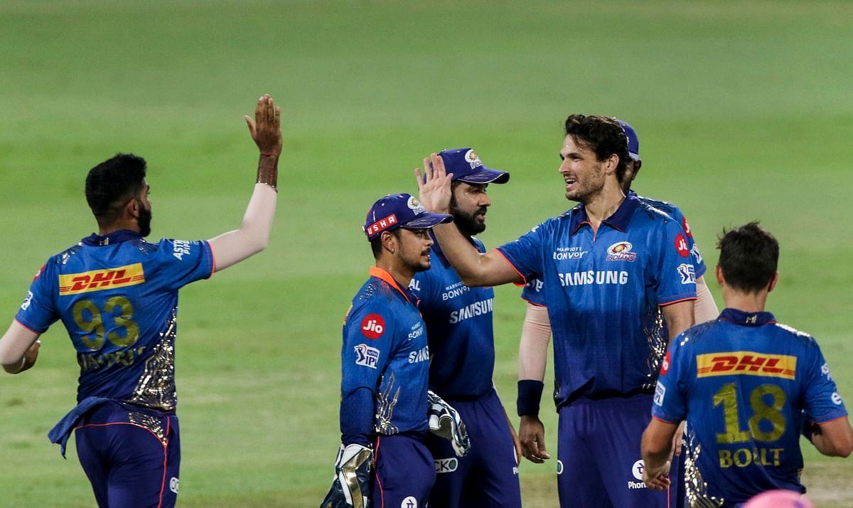 MI vs RR IPL 2021 : किशन की तूफानी पारी से मुंबई ने राजस्थान को 8 विकेट से हराया, प्वाइंट टेबल में लंबी छलांग
