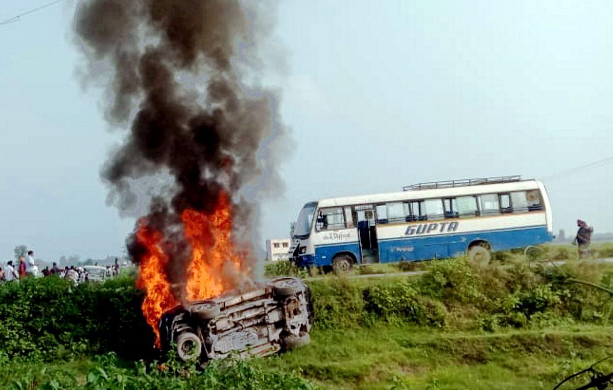लखीमपुर हिंसा के चार आरोपियों की रिमांड पर सुनवाई कल, BJP कार्यकर्ताओं के हत्यारों की तलाश में क्राइम ब्रांच
