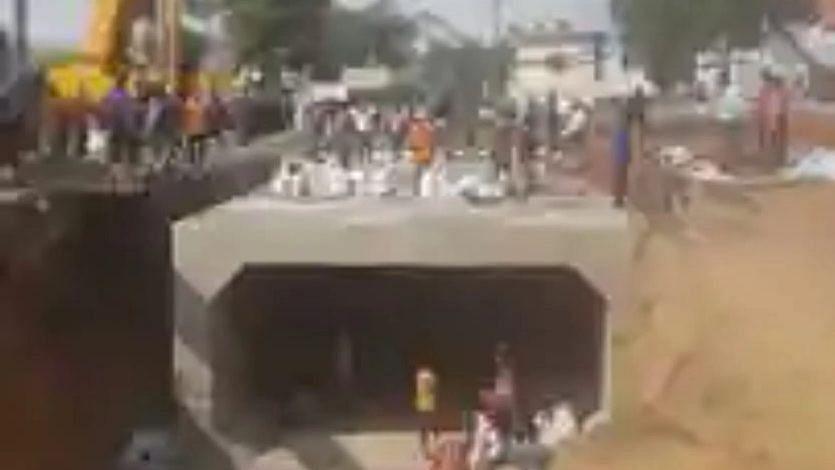 Bareilly News: कुदेशिया फाटक पर रेलवे ने अंडरपास का शुरू किया काम, छह घंटे का लिया ब्लॉक