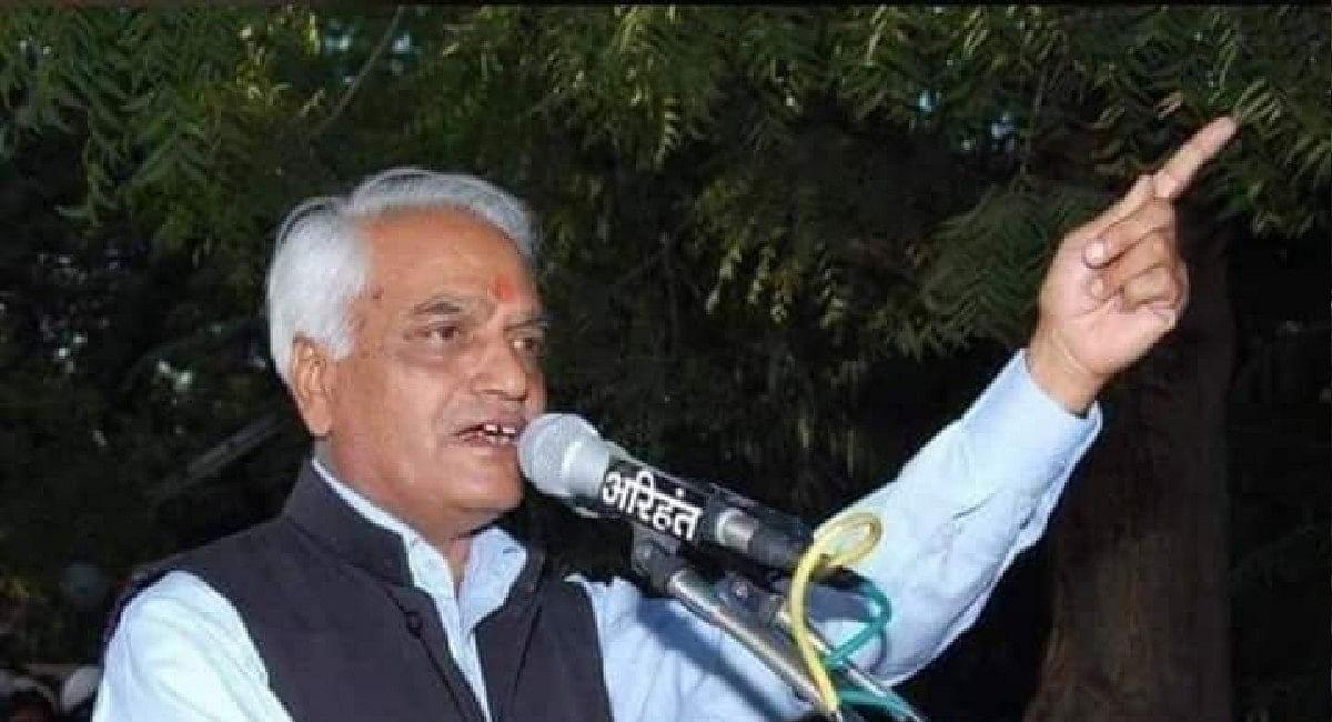 भंवरी कांड के मुख्य आरोपी और राजस्थान के पूर्व मंत्री महिपाल मदेरणा का निधन