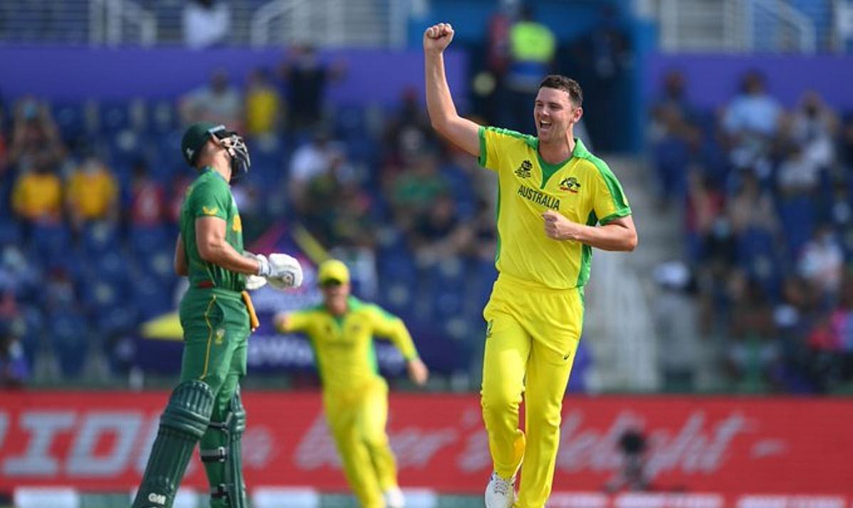 T20 World Cup: ऑस्ट्रेलिया के खिलाफ बड़े ही अजीब ढंग से आउट हुए क्विंटन डी कॉक, देखें VIDEO