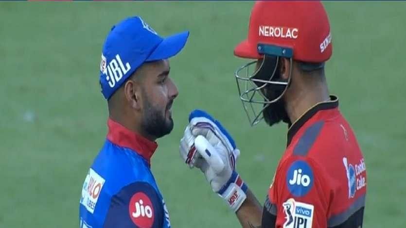 T20 WC से पहले विराट कोहली ने धोनी का नाम लेकर ऋषभ पंत को दी वॉर्निंग, कहा- मेरे पास कीपर्स और भी हैं
