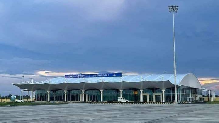 UP Election 2022: कुशीनगर एयरपोर्ट सपा की देन, बीजेपी को लेनी चाहिए प्रेरणा, अखिलेश यादव ने कसा तंज