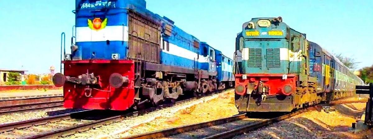 दिसंबर से पाटलिपुत्रा व पहलेजा के बीच एक ही दिशा में दो ट्रेनें एक साथ गुजरेगी, मिलेगी ये सुविधा