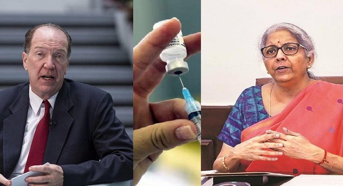 मोदी सरकार को मिली बड़ी सफलता : कोरोना टीकाकरण अभियान के लिए विश्व बैंक ने की भारत की तारीफ