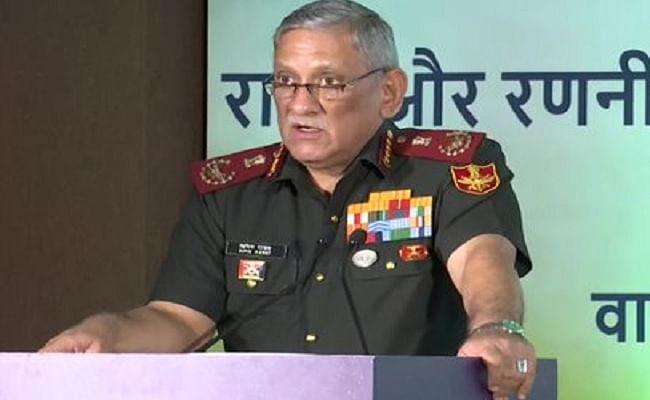 1971 भारत-पाक युद्ध को बिपिन रावत ने बताया ऐतिहासिक, कहा- पाकिस्तान से मुक्ति के साथ हुआ बांग्लादेश का जन्म