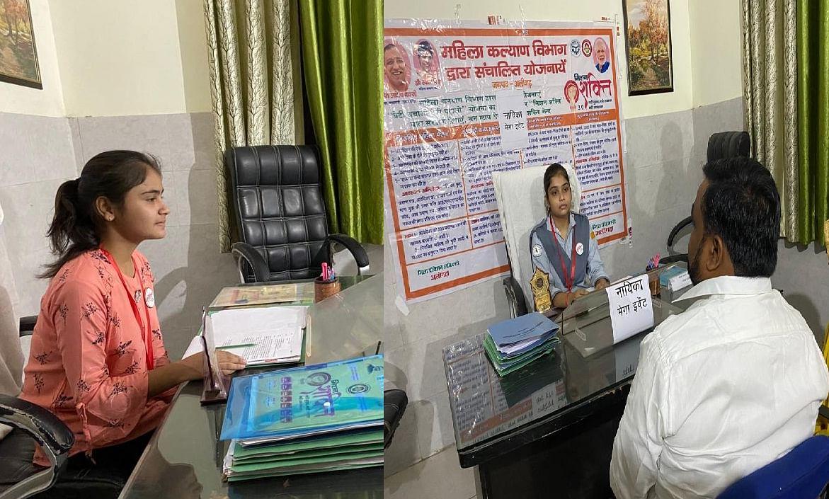 अलीगढ़ में 11वीं की छात्राएं बनीं एक दिन की अधिकारी, संभाली ये बड़ी जिम्मेदारी