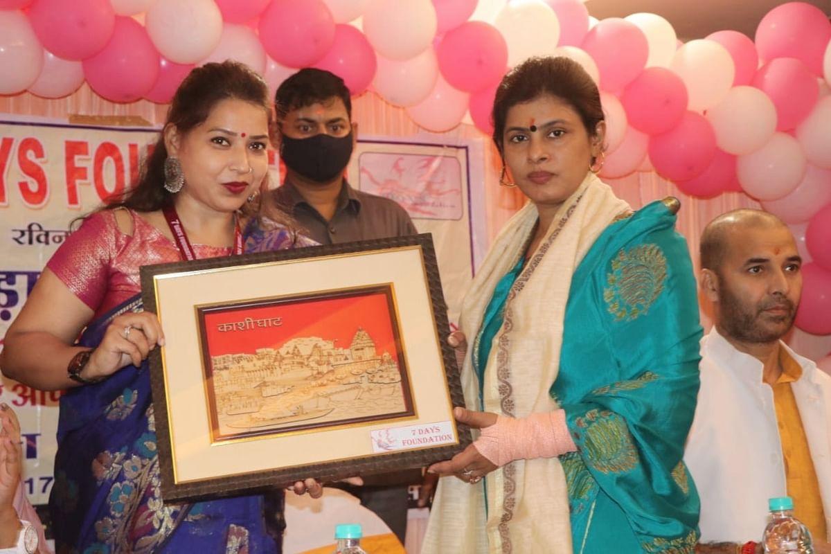 Varanasi News: प्रियंका की रैली पर स्वाति सिंह का तंज, बोलीं- प्रदेश के किसान बीजेपी सरकार के साथ