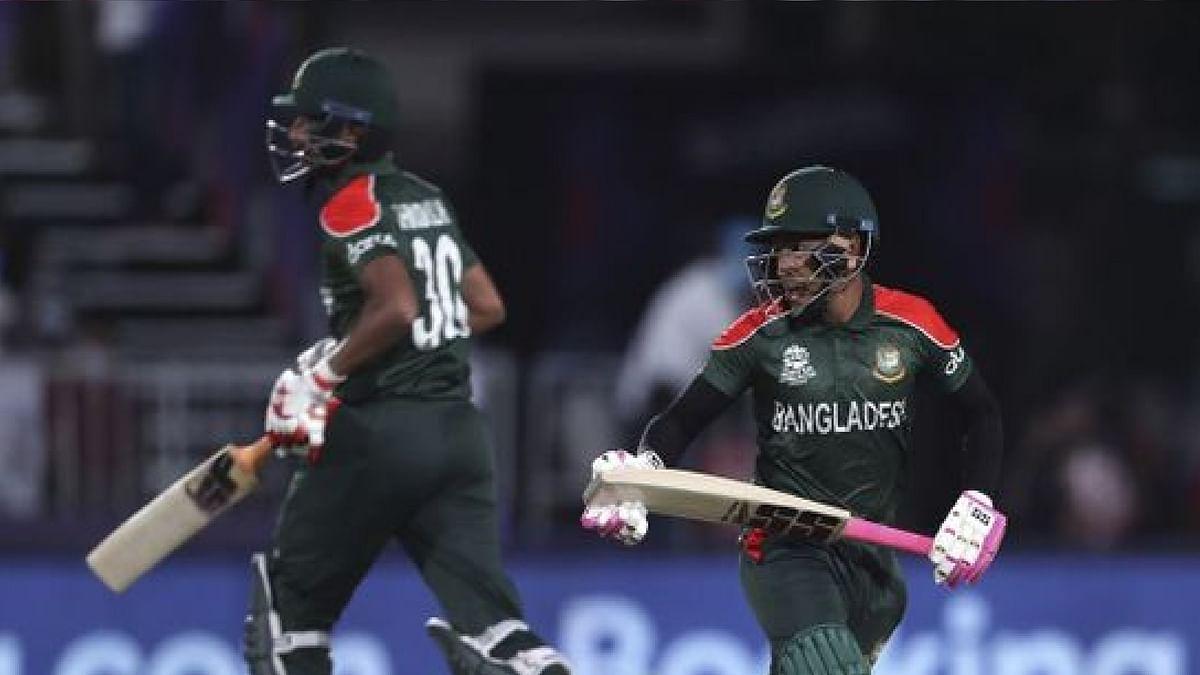 BAN vs Oman T20 WC Live Score: ओमान को दूसरा झटका, प्रजापति 21 रन बनाकर आउट, OMAN 68/2 (9.3)