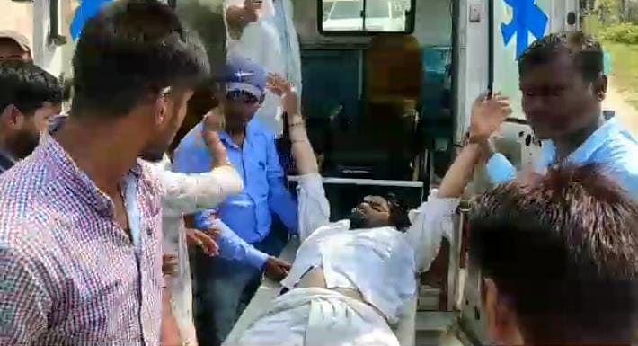 Jharkhand News : झारखंड में अपराधियों का दुस्साहस, दिनदहाड़े सिविल इंजीनियर को मारी गोली, इलाके में दहशत